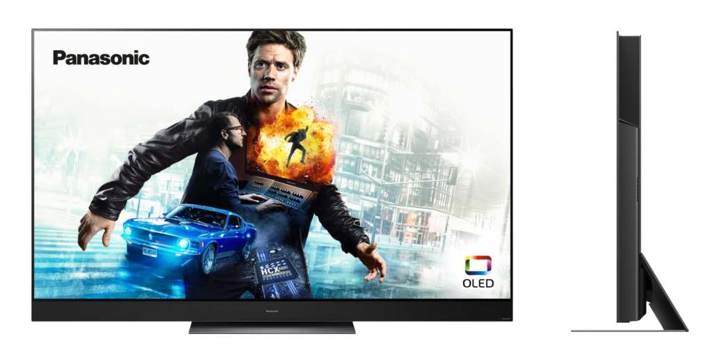 Panasonic Launches New Flagship HZ2000 OLED TV for 2020.